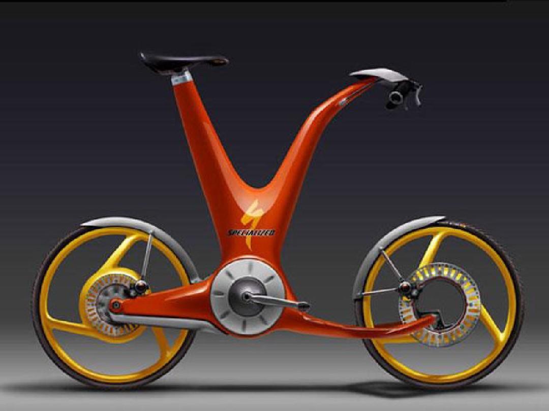 (人教新课标)三年级美术上册课件_我设计的自行车_1ppt图片