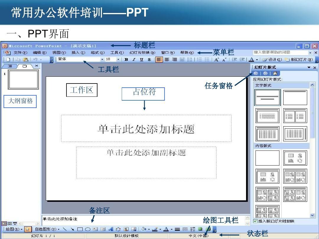 办公软件学习课件_办公软件学习课件