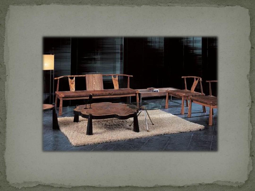 中国著名家具设计师ppt单位装修设计图片