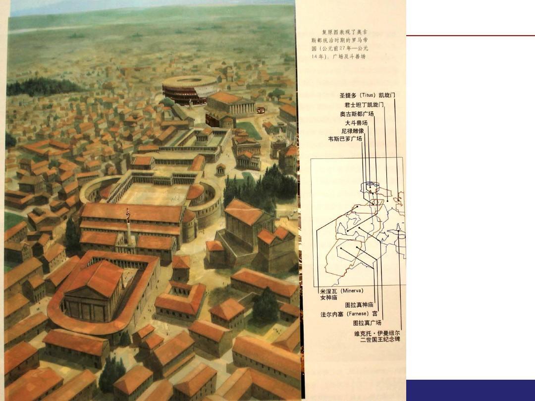 11外國部分——古希臘古羅馬城市ppt圖片