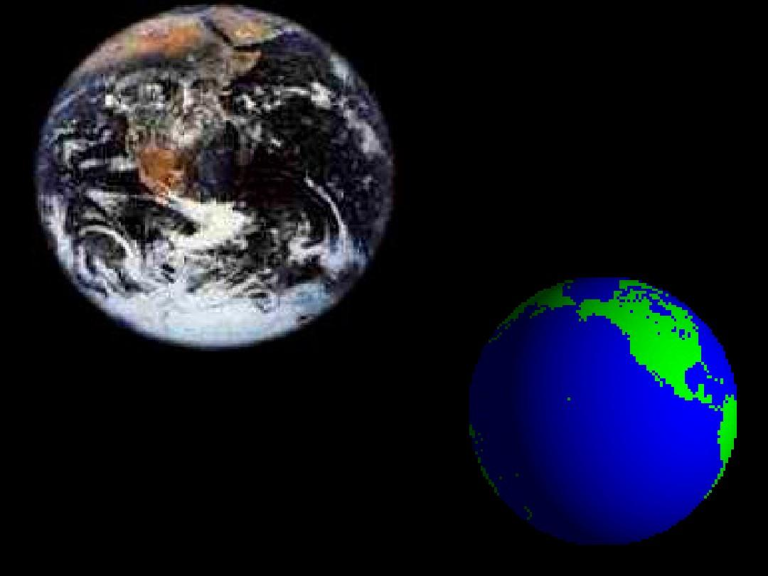 2.1全球海陆分布