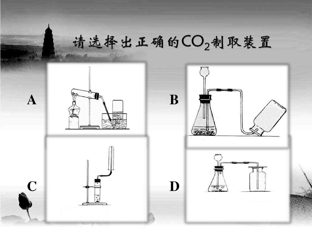 化学课件《二氧化碳和一氧化碳》ppt初中(1)初中生励志的名言图片