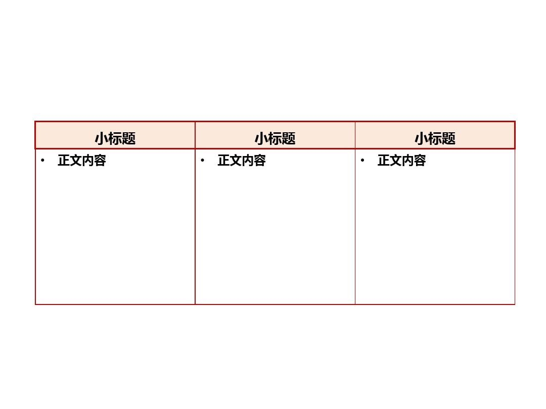 【@ppt精选 推荐】ppt表格排版-ppt设计方法[1]图片