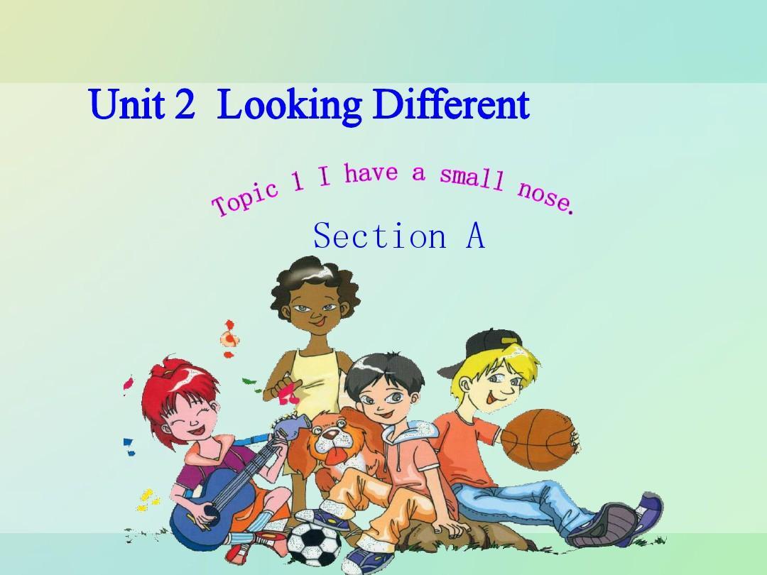 年级版英语七上册品德Unit2Topic1SectionA课一上册仁爱年级与v年级教学设计图片