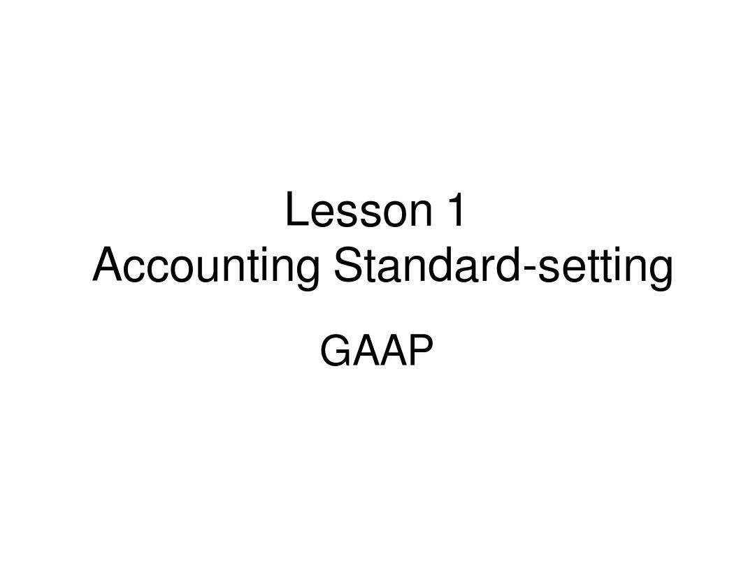 Lesson 1PPT