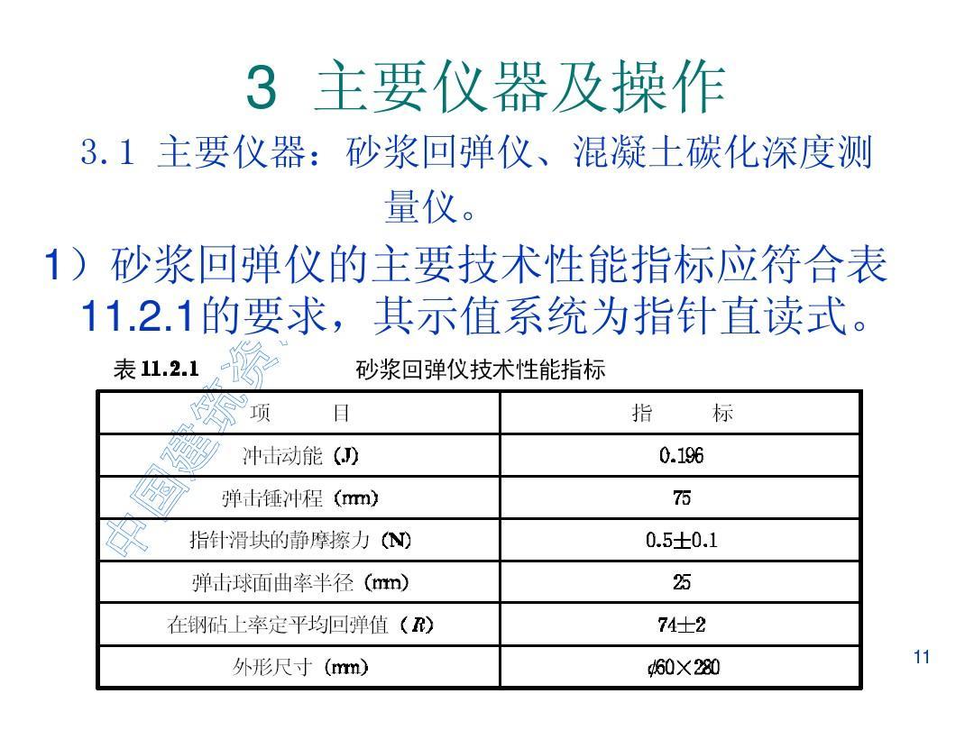 回法检测砂浆规范_回弹法检测砌体砂浆强度ppt