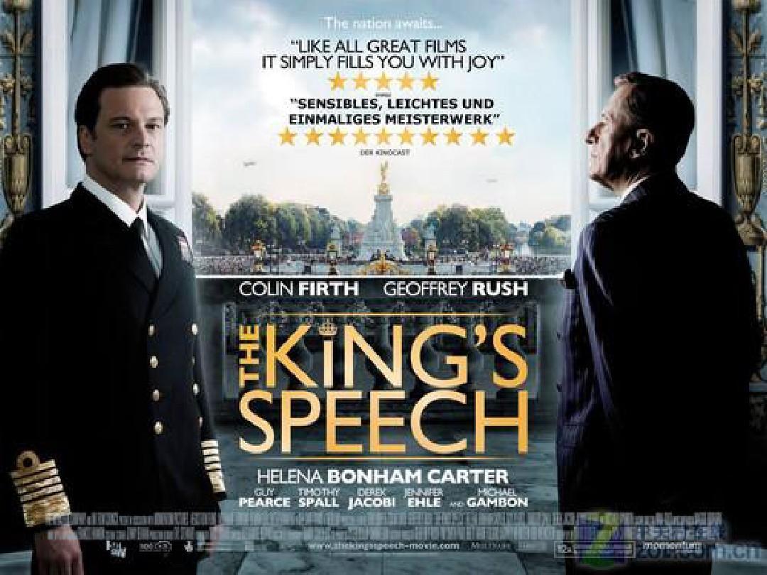 (共27页,当前第1页) 你可能喜欢 国王的演讲观后感 国王的演讲影评