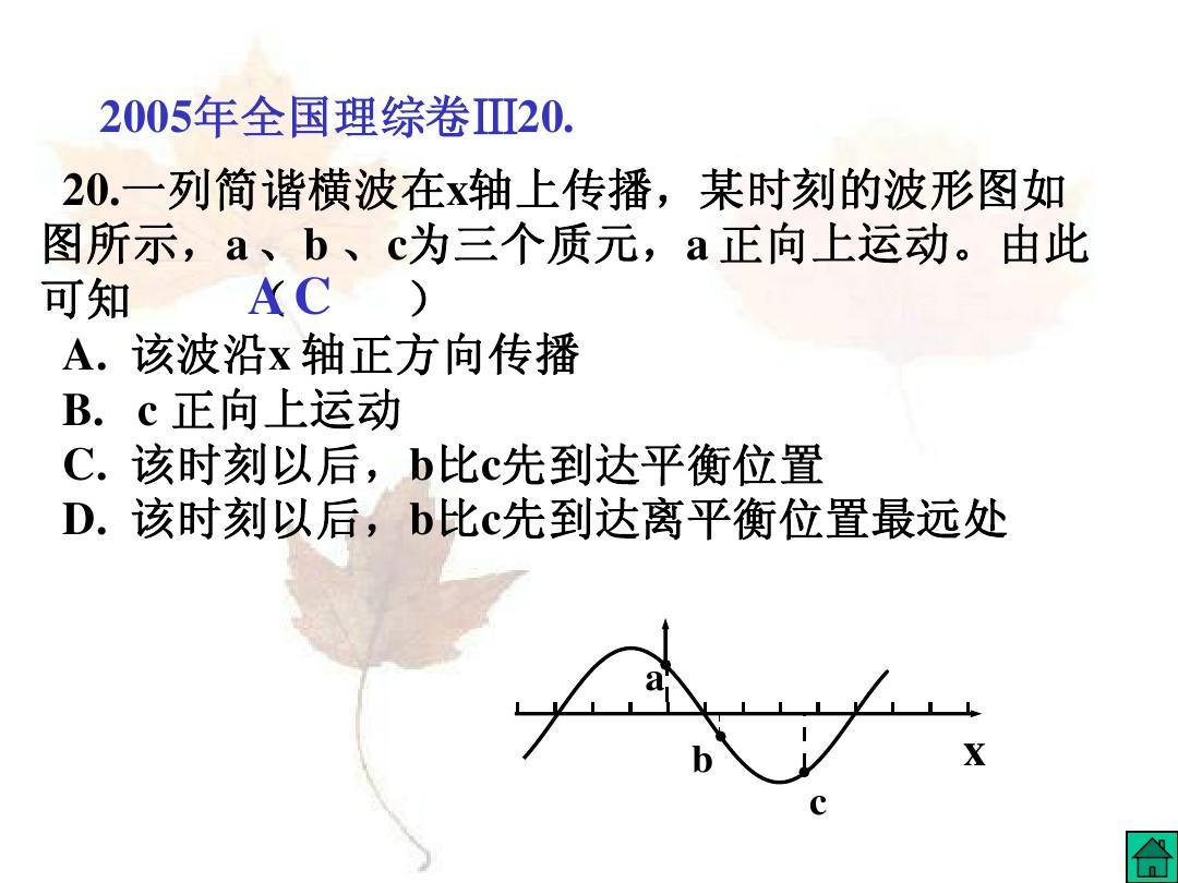 (1)如图所示,实线是一列简谐横波在t1=0时的波形图,虚线