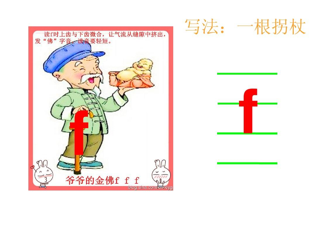 能够使小朋友在老师的口诀提醒下快速背诵出该拼音的正确读音 写法图片