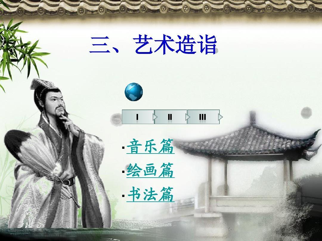 三国人物之诸葛亮ppt图片