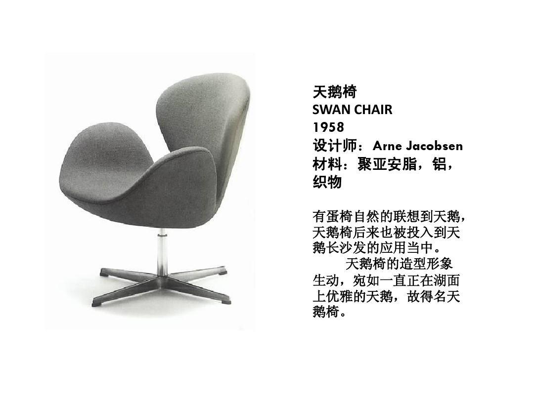 丹麦著名家具设计师及客户pptui怎样说服作品v家具图片