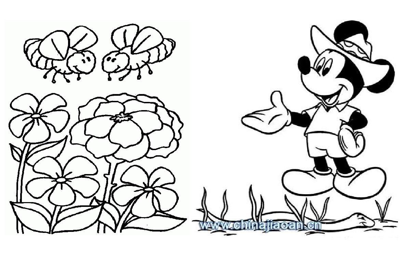 经典3-6岁简笔画涂色画(打印版)PPT_word文档在线阅读与下载_免费文档