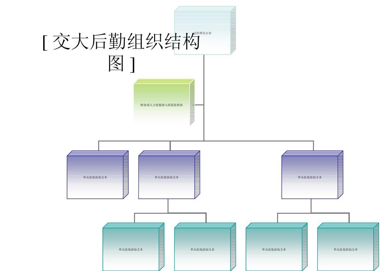 ppt模板结构图_组织结构图模板集合PPT_word文档在线阅读与下载_无忧文档