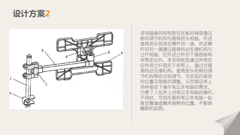 机械创新设计大赛ppt模板图片