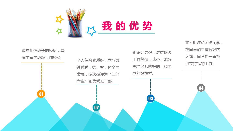 小学生竞选班干部ppt模板_word文档在线阅读与下载图片