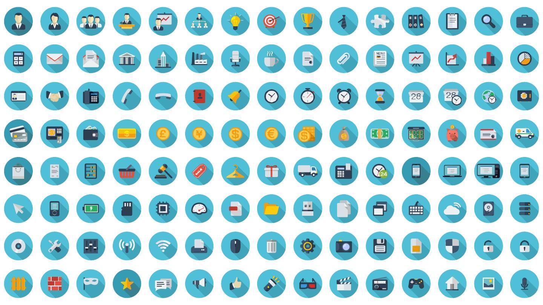 ppt素材-图标素材-人物生活计算机素材_word文档在线图片