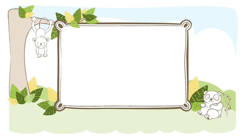 ppt 背景 背景图片 边框 模板 设计 相框 1440_810图片