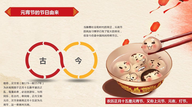 中国风中国传统文化元宵节模板班动态ppt主题jigsaw教学设计v模板图片