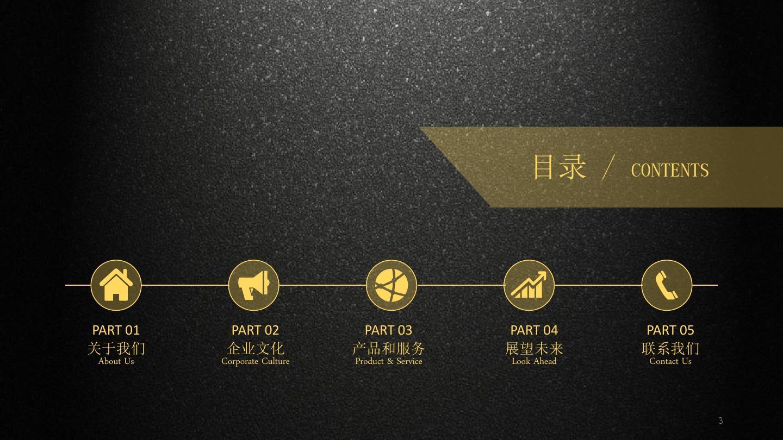 高端大气业务介绍·产品推广·企业宣传展示模板【精品,图文可随意图片
