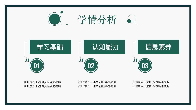 书本模板信息化教学设计设计教师培训ppt教案绿色教育彩色的世界图片