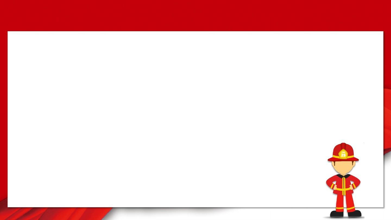 【精选】红色大气消防安全知识教育培训ppt模板图片