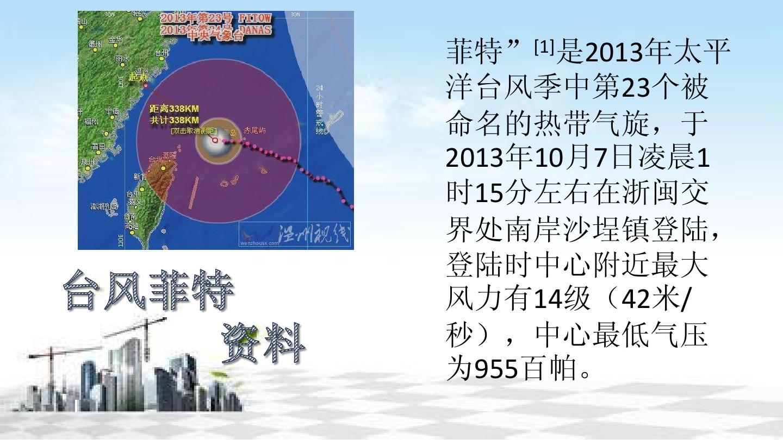 台风菲特PPT_word文档在线阅读与下载_无忧
