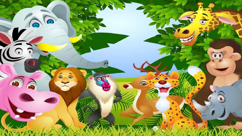 动物版人教一年级(课件)语文人教儿歌ppt课件小学版桥的教学设计ppt下册图片