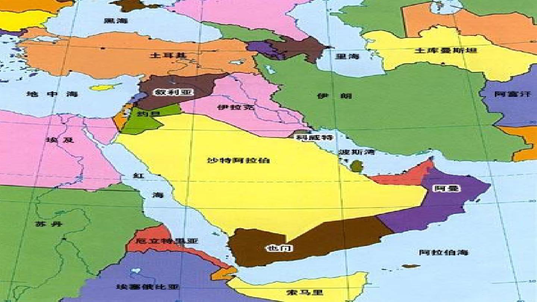 第13课 动荡的中东地区 (共35张ppt)图片