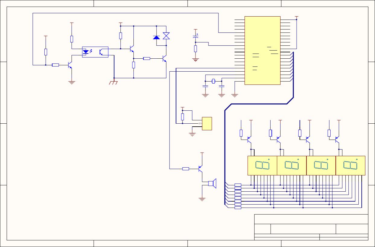 温度控制电磁阀电路图图片