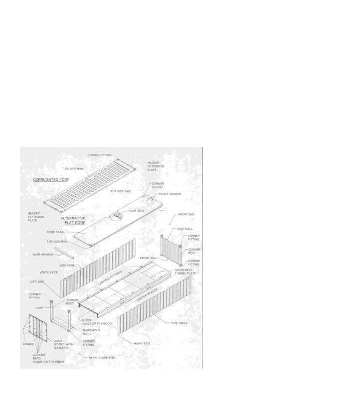 集装箱房子的结构图纸_集装箱结构图解_word文档在线阅读与下载_无忧文档