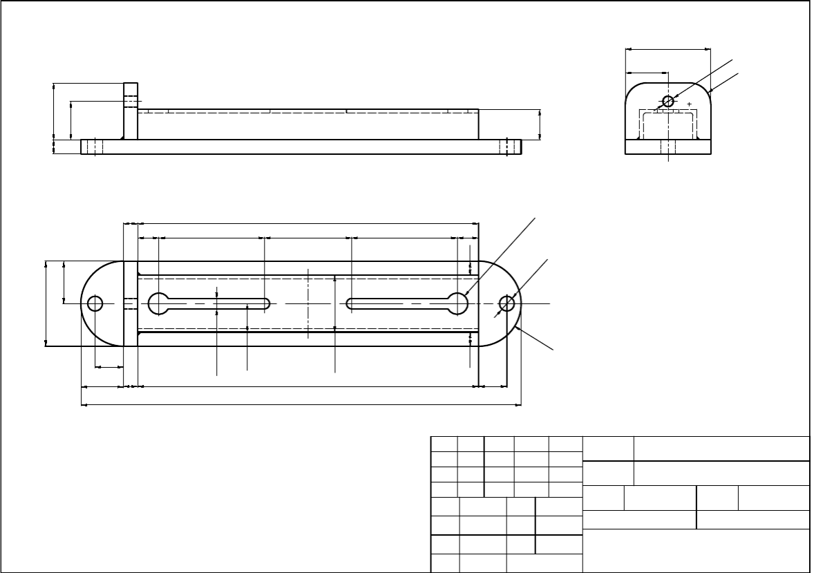 180L(15kw)电机底座