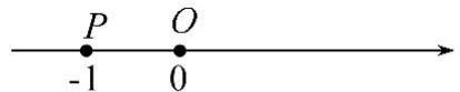 青岛版七年级上册数学同步练习附答案2.2数轴
