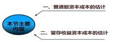 注册会计师讲义《财管》第五章资本成本03