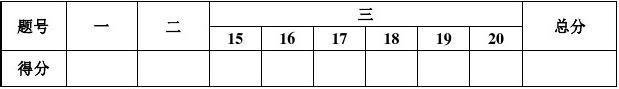 天津市部分区2017~2018学年度第一学期期末考试高三数学(理)