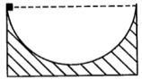 高考物理动能定理机械能守恒测试题