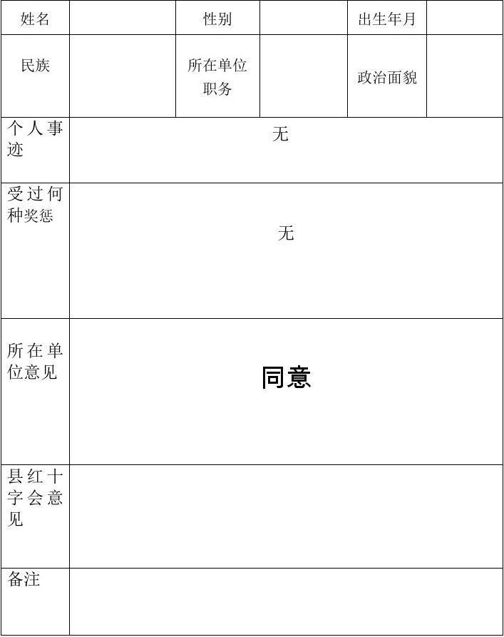 2015 红十字会会员代表登记