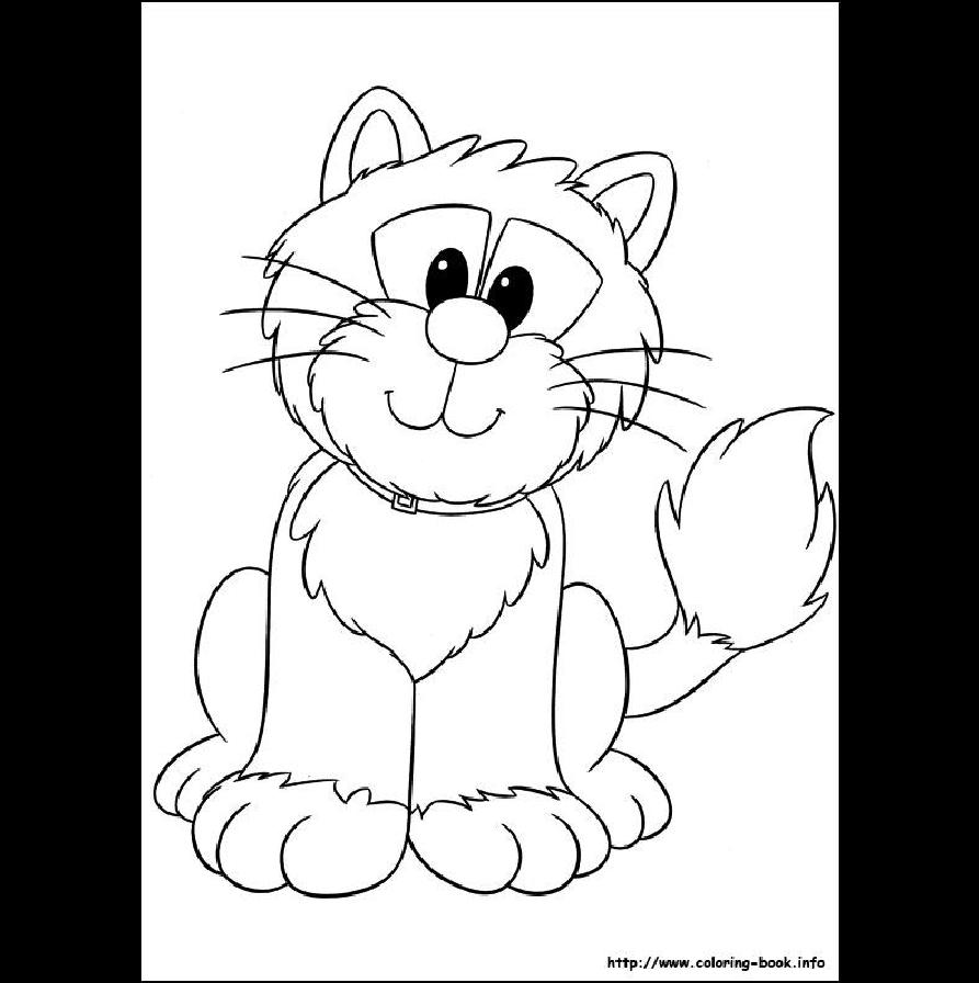 可爱的卡通形象,可打印出来,让孩子涂色,培养孩子色彩搭配能力,想象力
