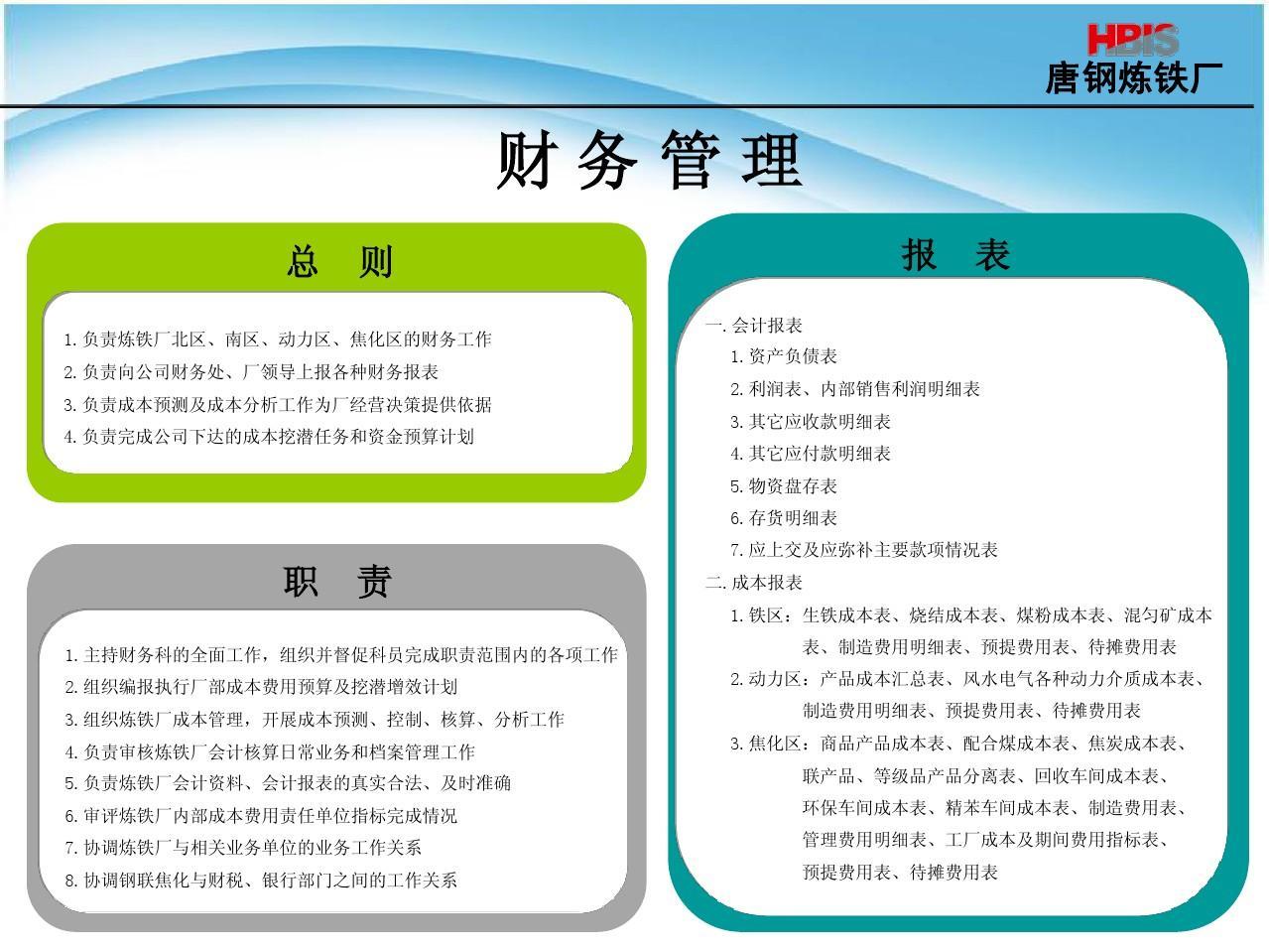 会议议程安排ppt_财务管理流程图2ppt