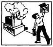 物理:中考复习―电学测试题一答案